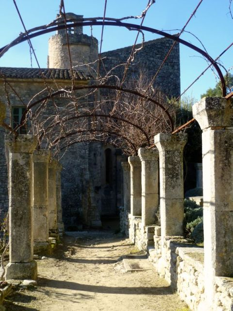 Abbaye St Hilaire06