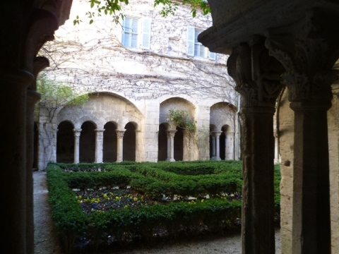 san remy cloisters