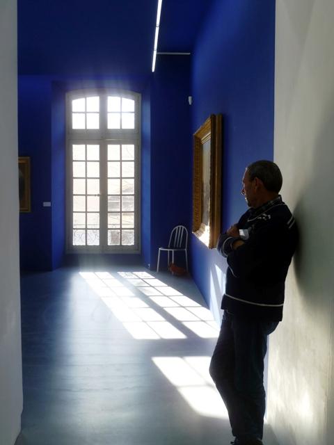 blue room guard