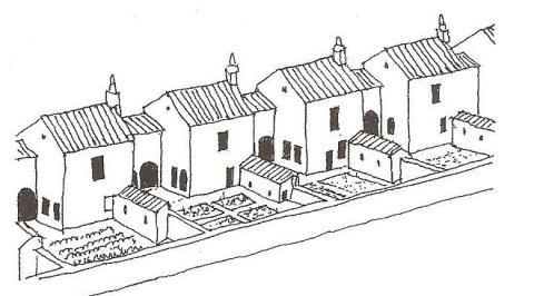 monks houses