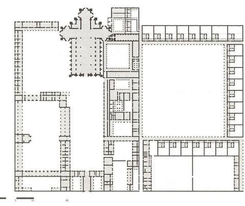 plan of certosa