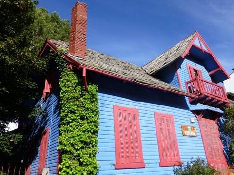 house bariloche