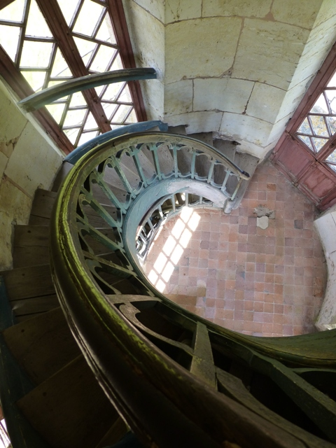 stair well