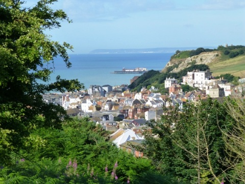 hastings old town 2