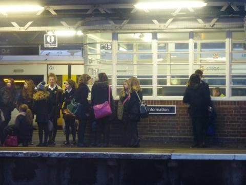 tonbridge platform