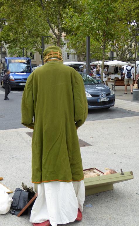 mannequin rear