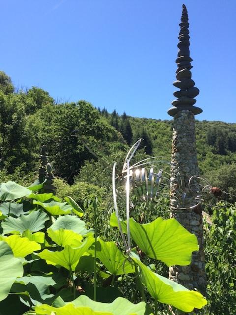 cairn + lotus