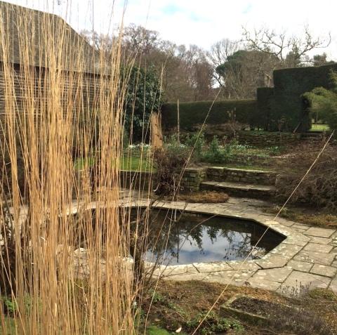 sunk-garden